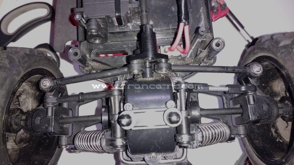 Land Buster metal upgrade