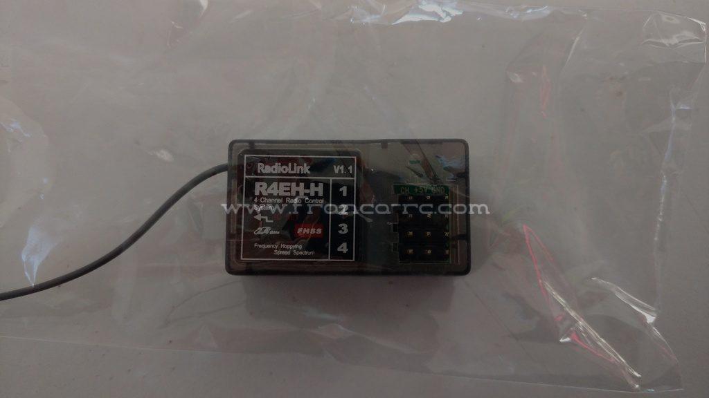 Radiolink 2.4G 4CH HV R4EH-H Receiver