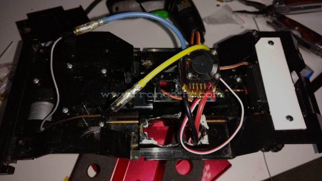 Elektronika Taiyo Ford Ranger