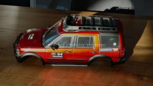 Land Rover Discovery III G4